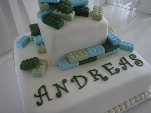 Lego cake (confirmation)