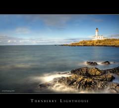 Turnberry Lighthouse (Kit Downey) Tags: longexposure lighthouse water easter scotland spring rocks coastal filter iconic hdr ayrshire turnberry photomatix scottishseascape scottishlandscape ukcoast scottishcoast scottishlighthouse ndx1000 scottishwater turnberrylighthouse kitdowney