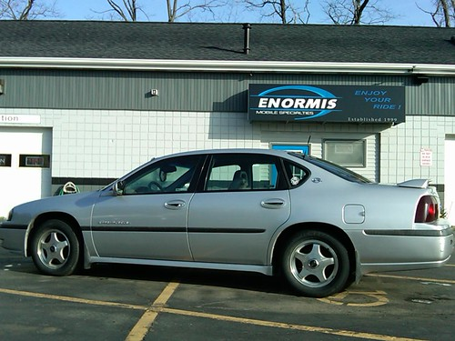 99-05 Impalas have electrical problems.ENORMIS knows how to fix!