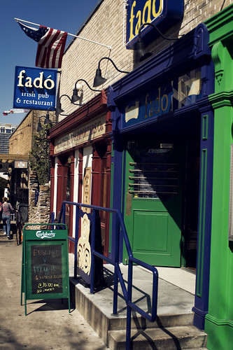 Fado Irish Pub Austin