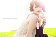 Chelsea Smith (Paul Fessey) Tags: light cute girl field paul photography nikon pretty natural d300 fessey