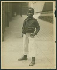 nyhs_cas_b-983_f-01_01s_w (New-York Historical Society Library) Tags: newyorkcity 1920s boy portrait newyork boys blog kid africanamerican cutekid socialreform childrensaidsociety africanamericanchildren hirammyers