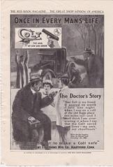 1916_redbookmagazine_colt-ad (linkolisal) Tags: colt 1916 redbookmagazine