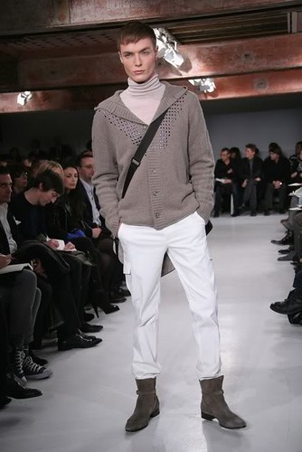 Brandon Wilson3025_FW10_Paris_Francesco Smalto(lizzylily@mh)