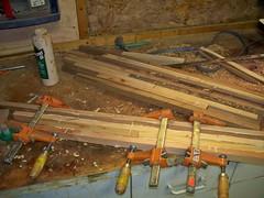 woodworking (jasonwoodhead23) Tags: wood woodworking clamps