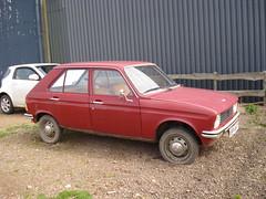 1979 Peugeot 104 GL (GoldScotland71) Tags: 1970s peugeot 104 xsp464t
