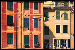 Portofino, windows (SdR Art Photography) Tags: italy canon eos italia liguria portofino llens golfodeltigullio wwwluxintenebracom sergiodelrosso wwwluxintenbracom wwwsergiodelrossocom
