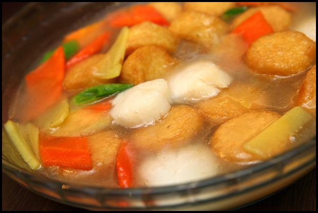 scallop-tofu