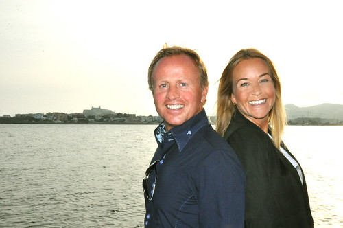 Club P Ibiza - Christian and Merete Marstrander