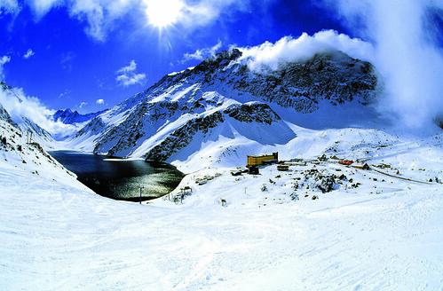 Portillo Ski Resort, Chile. Copyright: Andes Ski Tours portillo chile southamerica gough lodging facility scenic
