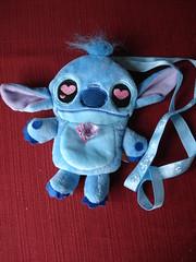 Heart Eyes Stitch purse