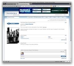 Pandora Facebook evil-ness