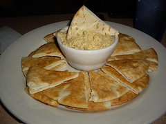The Jewish Mother's Hummus and Pita Chips