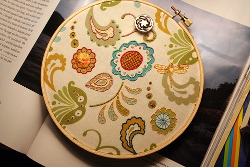 Floral Fabric Sampler