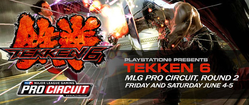 Tekken 6: MLG Pro Circuit Tournament, Round