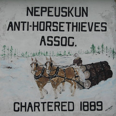 Anti-Horse Thieves