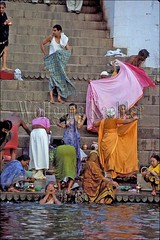 30083313 (wolfgangkaehler) Tags: people india worshipping river asian religious worship asia prayer religion pray praying holy wash rivers varanasi washing religions pilgrimage pilgrim ganges pilgrims gangesriver holyplace holyplaces worshippers magicplaces holyriver varanasiindia