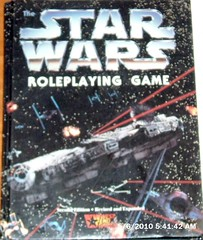 Star Wars-Role Playing Game - by Spider-Man 2099
