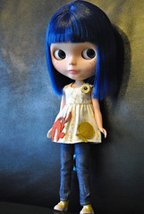 Abbie-Coraline lookin all cute and whatnot