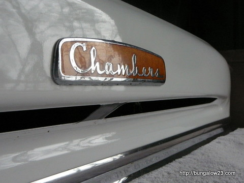 Chambers Logo Badge