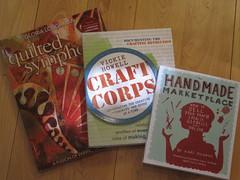 my new books!