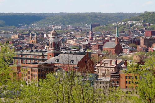 Cincinnati's Over-the-Rhine (courtesy of Joe Brinker & Steve Dorst)