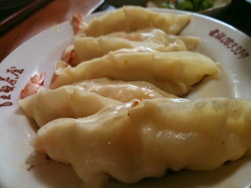 えび餃子 / Shrimp Dumplings, Morita jaya, Niigata (by shinyai)