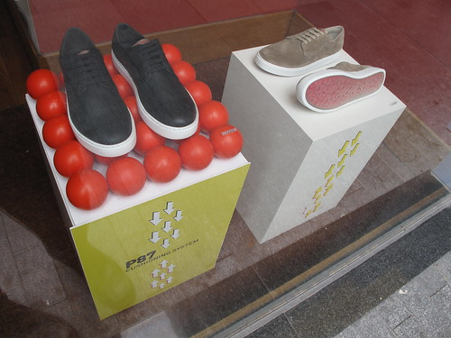 Shopping on Gran Via