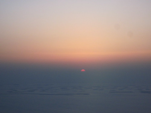 Sunset Over The World, Dubai