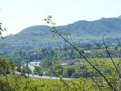 View toward Wenatchee
