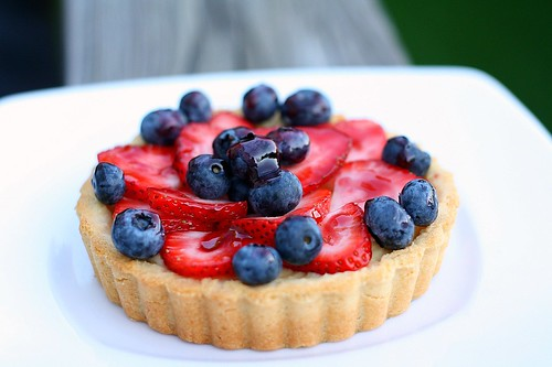 All Recipes around the world: An easy dessert recipe Berry Tart