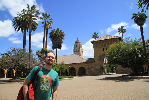 Stanford - Lorco en la universidad