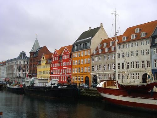 Nyhavn, Copenhaguen - Denmark 2009