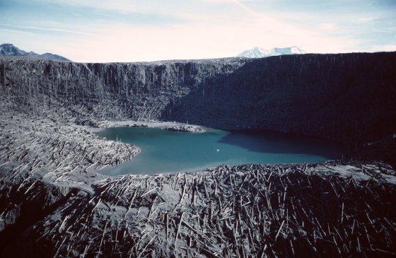 Desolación en el Monte Santa Helena