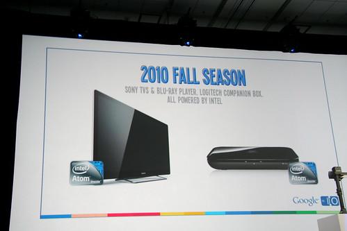 Google TV, Smart TV