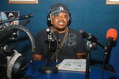 Interview at Radio Nostalgie in Abidjan after winning StarAfrica.com music contest, 20.05.2010 (8675)