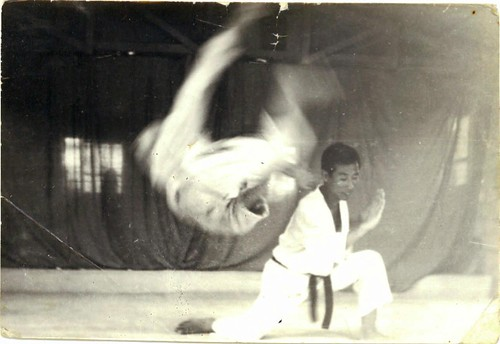Foto: Hapkido del GM  JiMong Choe 1