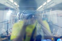 Subway (a l e x . k) Tags: guangzhou subway pentax rail tunnel 廣州 line5 k7 fa43mmf19
