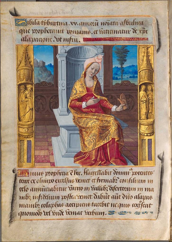 sibyllae et prophetae de Christo Salvatore vaticinantes o