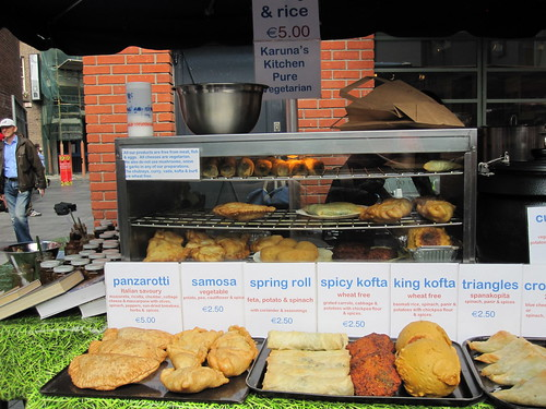 Karuna's Kitchen Pure Vegetarian - Temple Bar Food Market