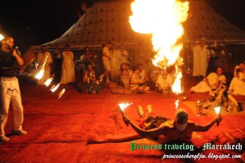 Fire dance 4