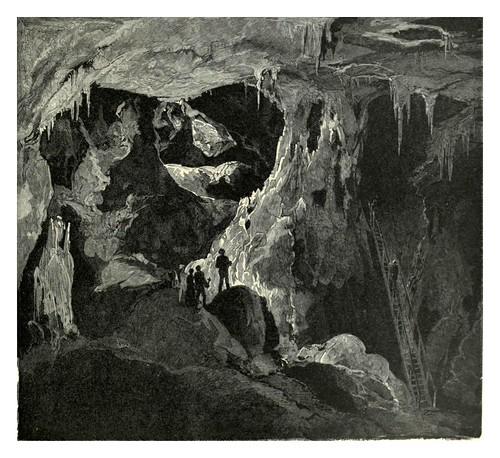 020-Cuevas Jenolan en las Montañas Azules-Nueva Gales del Sur-Australasia illustrated (1892)- Andrew Garran