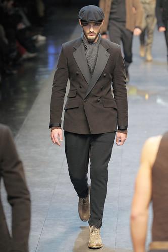 Ben Hill3100_FW10_Milan_Dolche&Gabbana(modaknowital@mh)