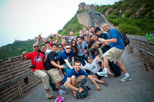Geeks On A Plane ASIA Visit The Great Wall of China