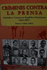Libro CRIMENES DE PRENSA, DE OSCAR Lopez Reyes (I)