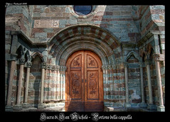 Sacra di San Michele - Portone