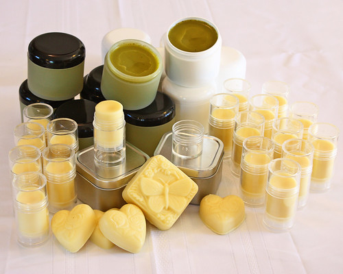 Herbal Salve & Lotion Bars