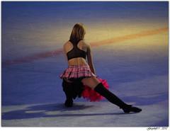Hockey sur Braise (Greyshift11) Tags: france hockey girl lumix europe danse panasonic rouen g1 mm briançon coupe 45mm dmc glace pompom 1445 200mm 14mm dmcg1