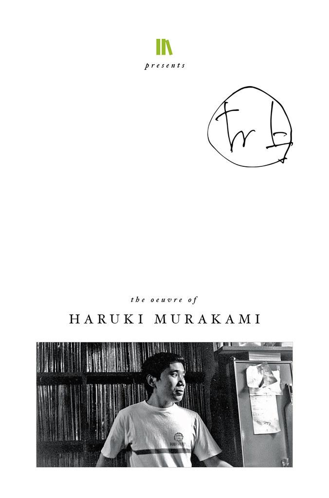 The Oeuvre of Haruki Murakami