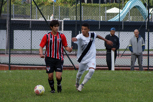 GEO 1 X 3 SÃO PAULO - SUB15